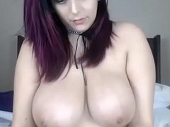 Super nice big boobs chat girl on cam