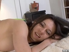 Pretty transsexual offers mouth and ass Vol. 13