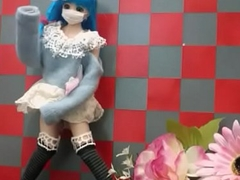 人形愛。I&rsquo_m coming.1/6ドール同士がS〇Xするconfine萌動画。Videos where dolls perform sexual acts