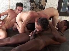 ClubBangBoys Exotic Billiards Foursome Party