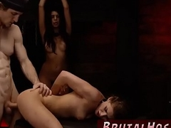 Amateur rough anal casting and mean punishment They'_re supreme time