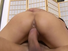 Petite Girl Tia Cyrus Gets A Big Dick
