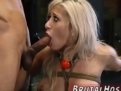 Teen black cock This unaware bitch truly does whatever it takes for